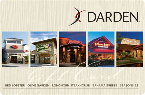Darden Gift Cards - memories around the table sweet t makes three