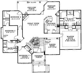 4 Level Split House by 4 Level Split House Floor Plans