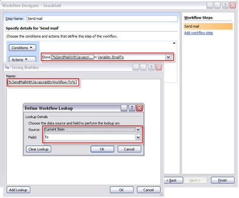 sharepoint 2013 workflow sle sharepoint workflow send email 28 images sharepoint
