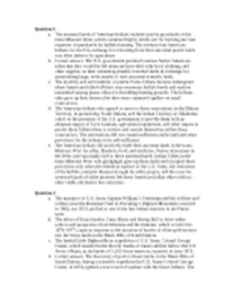 Chapter 16 Apush Outline by Apush Ch 16 Test Apush Ch 16 Test Choice Identify The Choice That Best Completes The
