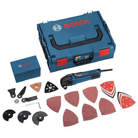 L Accessories by Bosch Gop 250 Ce Multi Cutter Inc 48 Accessories In L Boxx