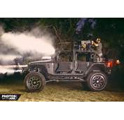 Meet The CAL 50 Jeep  Insane With A Mounted Cal