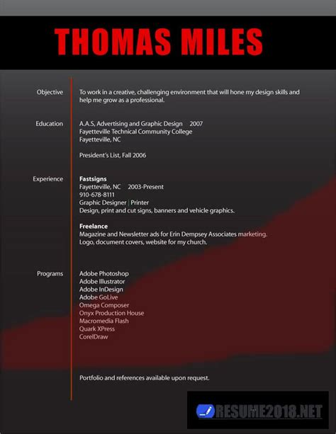 Best Resume Templates 2018 Sles And Guides Resume 2018 Best Templates 2018