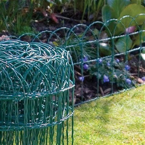 Landscape Edging Fence Backyard Decorative Fence Wire Woven Fences