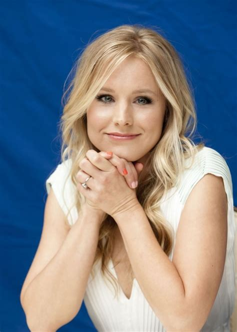 kristen bell house kristen bell at the house of lies press conference in los