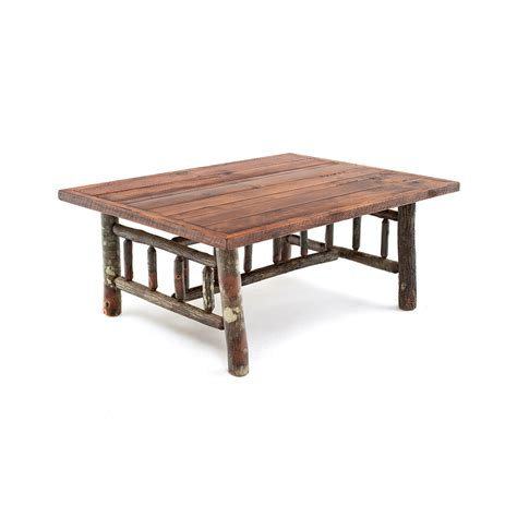 original coffee table yellowstone original spindle coffee table green gables