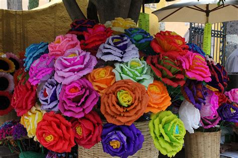 How To Make A Paper Mache Flower - paper mache flowers flickr photo