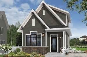 Narrow Lot House Plans Craftsman plans amp mod 232 les de micro maison micro chalet mini maison