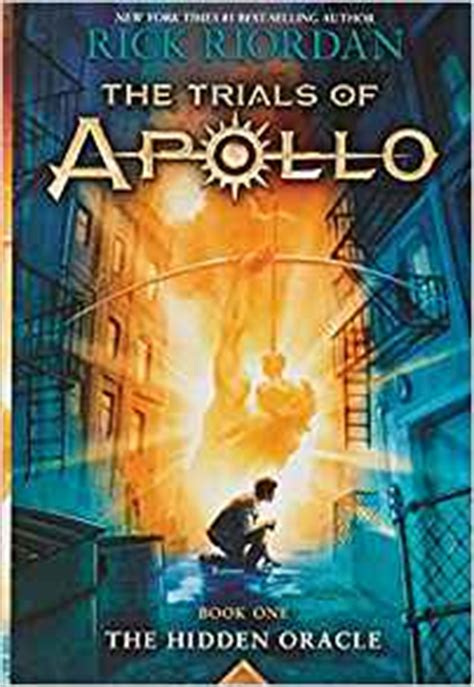 the trial of my books the trials of apollo book 1 the oracle rick