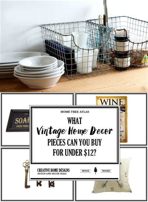 where can i buy home decor what vintage home decor pieces can you buy for 12