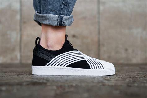 adidas originals superstar slip   core black ftwr