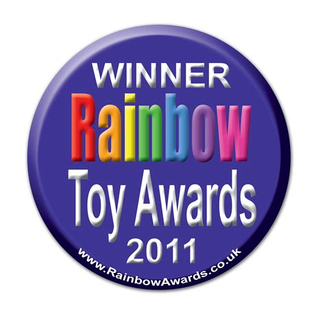 finally we pick a winner for the 2011 holiday email award category pre school toy rainbow toy awards the
