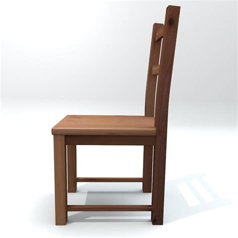 stuhl ivar 3d model ikea side chair ivar 3d model buy 3d model ikea