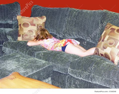 tiny petite teen model sleeping picture of sleeping girl in furniture store