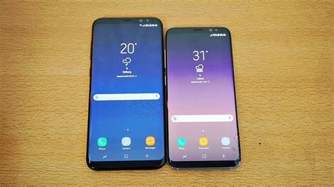 Samsung S8 Plus S8 Plus samsung galaxy s8 plus review vs s8 is bigger the better