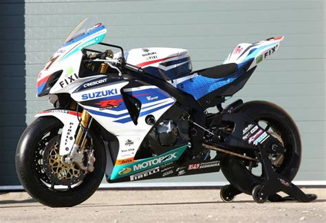 Cresent Suzuki 187 2012 Crescent Suzuki Gsx R1000 Revealed At Cpu