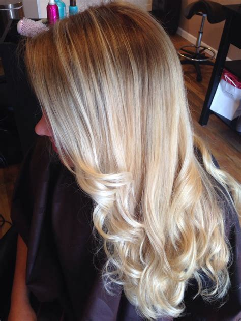 hairstyles umbre platinum 1000 images about beauty on pinterest powder beauty