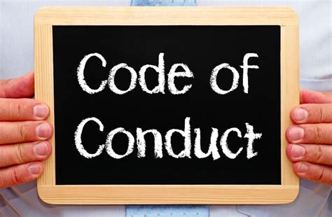 Mba Code Of Conduct Website by Blessed George Catholic School And Sixth Form Youth