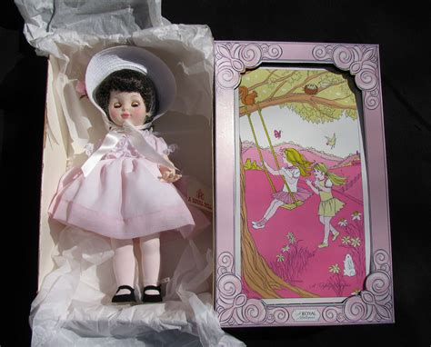 royal house of dolls nib royal house of dolls 1984 miss elsa design collectible 16 quot r84 237 br ebay
