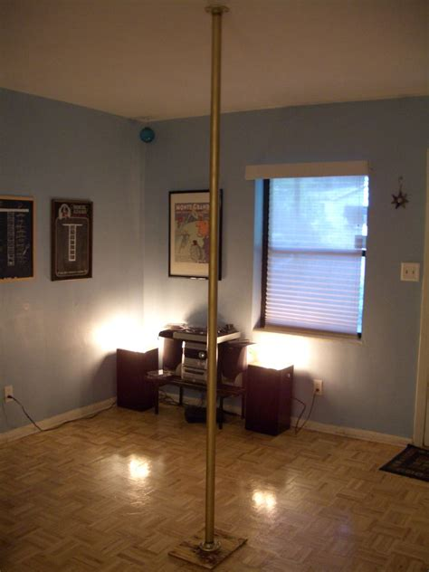 bedroom stripper pole diy stripper pole stripper not included