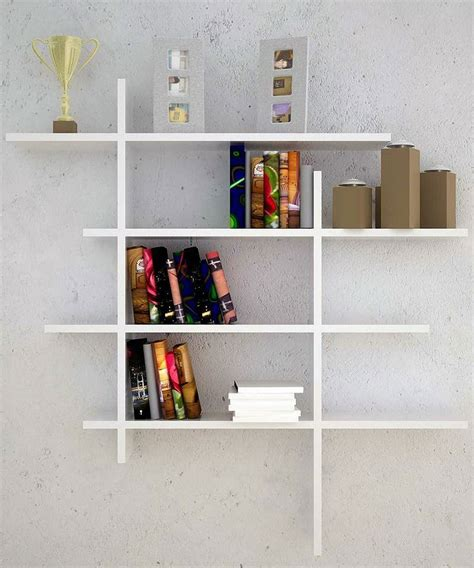 16 Nursery Wall Bookshelves To Make Your Children Love Wall Mounted Bookshelves Designs