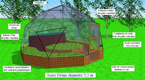serre en dome les serres d 244 mes pour jardiner 233 t 233 comme hiver serre
