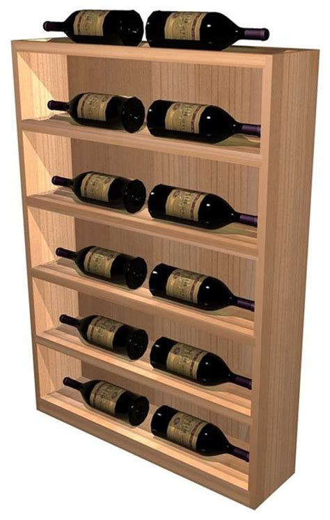 Vertical Bar Cabinet Vertical Wine Display Cabinet Rustic Pine Light Stain Contemporary Wine And Bar Cabinets
