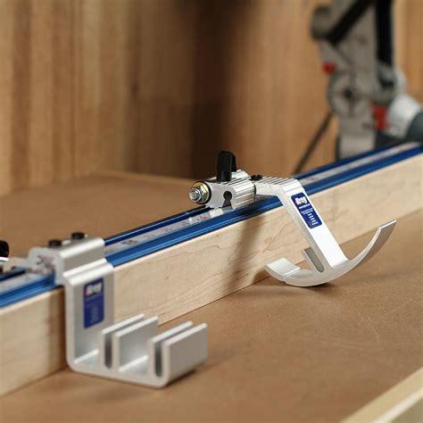 Kreg Precision Trak Amp Stop Kit Kms8000 Kreg Precision