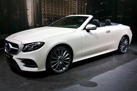 2017 mercedes e class convertible new 2017 mercedes e class cabriolet prices and specs
