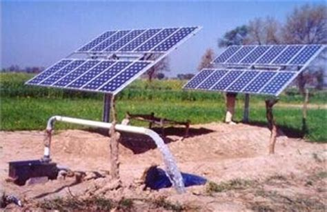 livestock well solar panel cost photovoltaic india solar water pumps