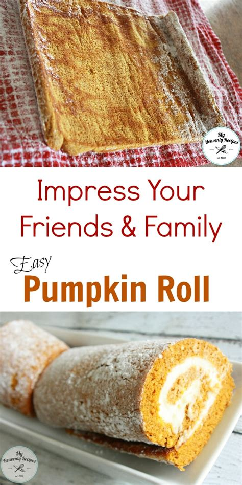 how to impress friends family with your interior contemporist pumpkin roll recipe my heavenly recipes