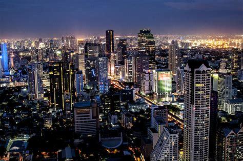 Di Bangkok Nel Cielo Di Bangkok Viaggi Vacanze E Turismo Turisti