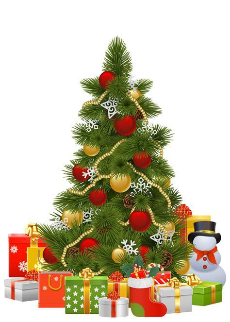 imagenes de navidad png cosas en png 193 rbol de navidad con regalos