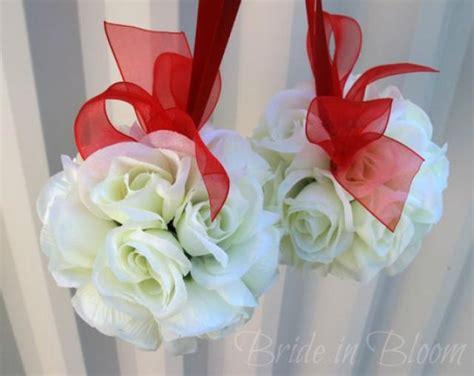 wedding aisle flower balls wedding flower balls pomander wedding decorations ceremony