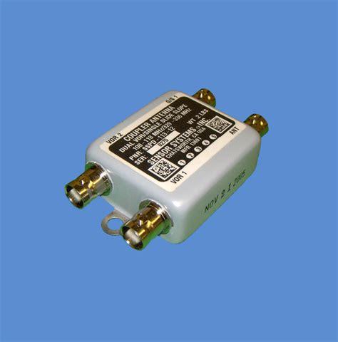 diplexer antenna sensor systems  aircraft antenna