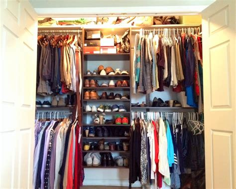 maximizing closet space two it yourself best small closet system to maximize