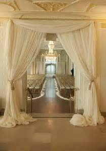 Dreamy drapes using fabric draping at your wedding venue safari