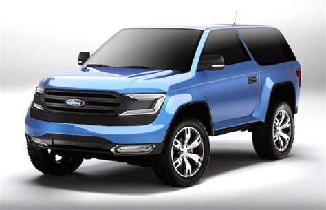 Ford Baby Bronco 2020 by Ford Baby Bronco 2019 Original Orange Oj