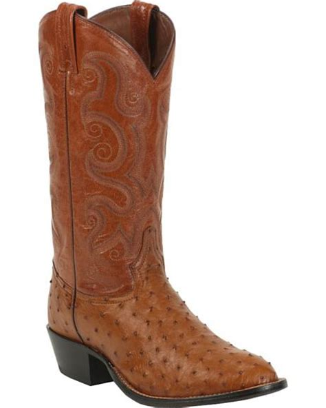 ostrich cowboy boots for tony lama quill ostrich cowboy boots toe