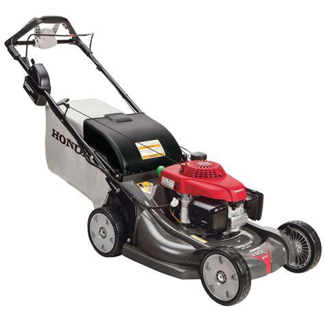 honda hrx series lawnmowers