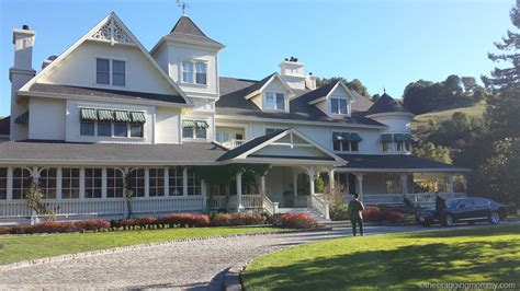 george lucas house touring skywalker ranch for the strange magic movie strangemagicevent