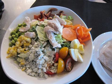 yard house salads cobb salad picture of yard house kansas city tripadvisor