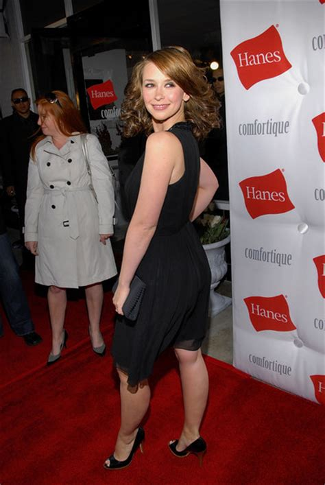 Hanes Comfortique Event In Los Angeles With Hewitt by Hewitt Pictures Hanes Comfortique Pop Up