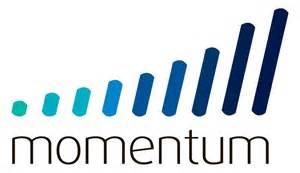 momentum logo viewing gallery