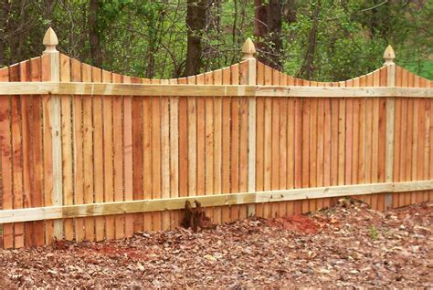 different styles of wooden fences for your beautiful home home design trends interior design