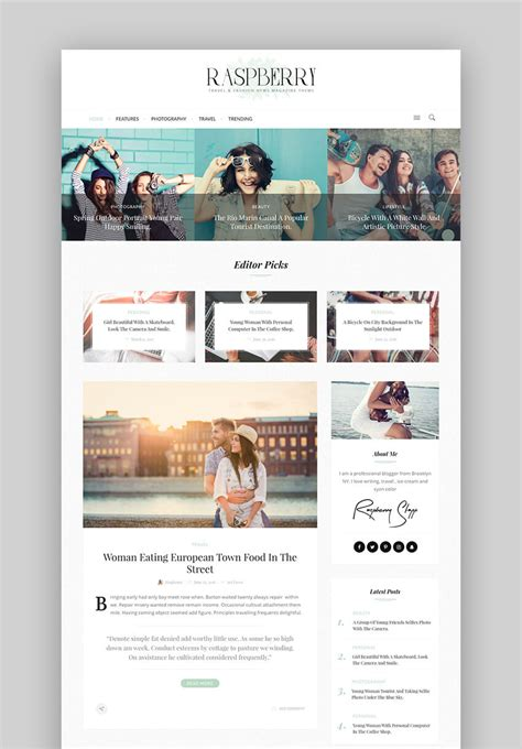 clothing themes for wordpress 17 best fashion wordpress themes 2017 for blog