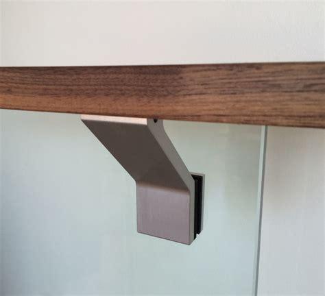 Modern Handrail Hardware componance sa 01 glass mounted modern handrail bracket