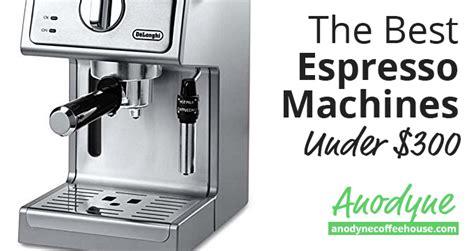 best machines buyer s guide best espresso machines 300 187 anodyne