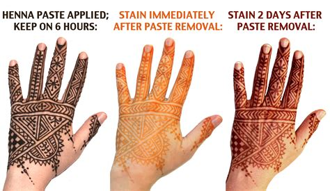 do henna tattoos get darker about henna new world henna
