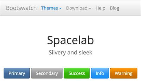 Bootstrap Themes Spacelab | spacelab theme bootstrap zero